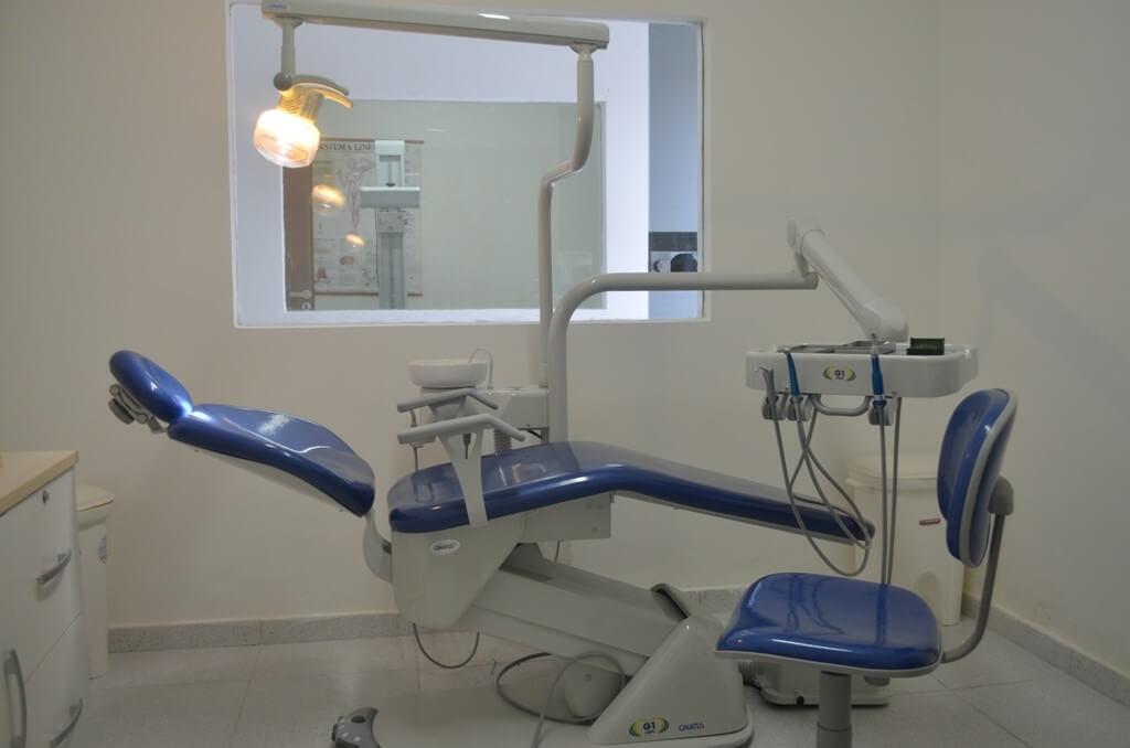 Laboratório de Saúde Bucal