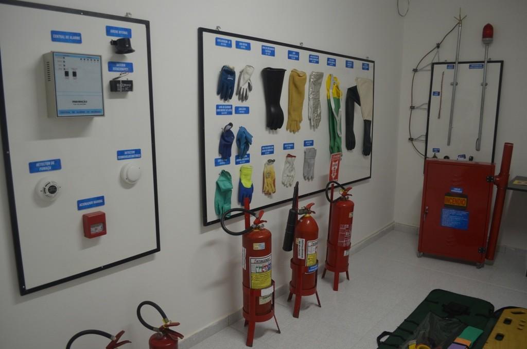 Laboratório de Prevenção e Combate a Incêndio