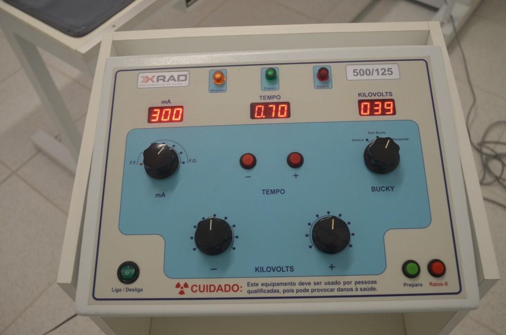 Laboratório de Radiologia