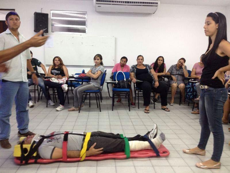 Aula Prática do Curso Técnico em Guia de Turismo - Foto 1