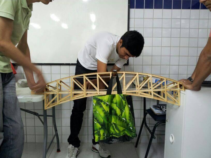 Aula Prática e Visita Técnica dos alunos do Curso Técnico em Edificações - Foto 18