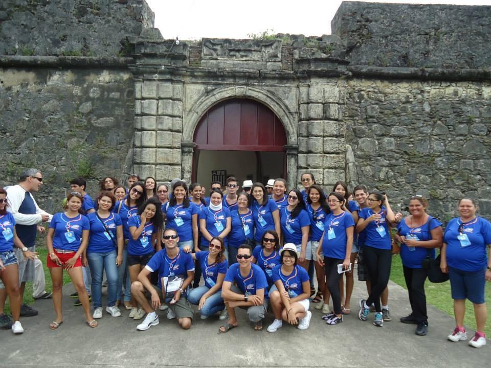 City Tour e Viagem Regional dos alunos do Curso Técnico em Guia de Turismo - Foto 34