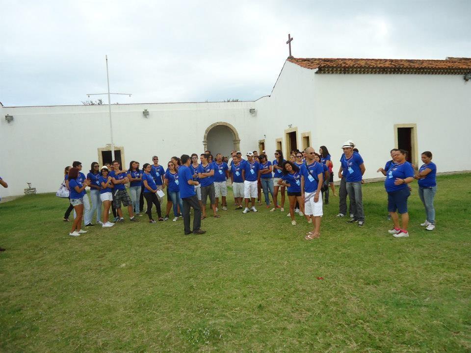 City Tour e Viagem Regional dos alunos do Curso Técnico em Guia de Turismo - Foto 32