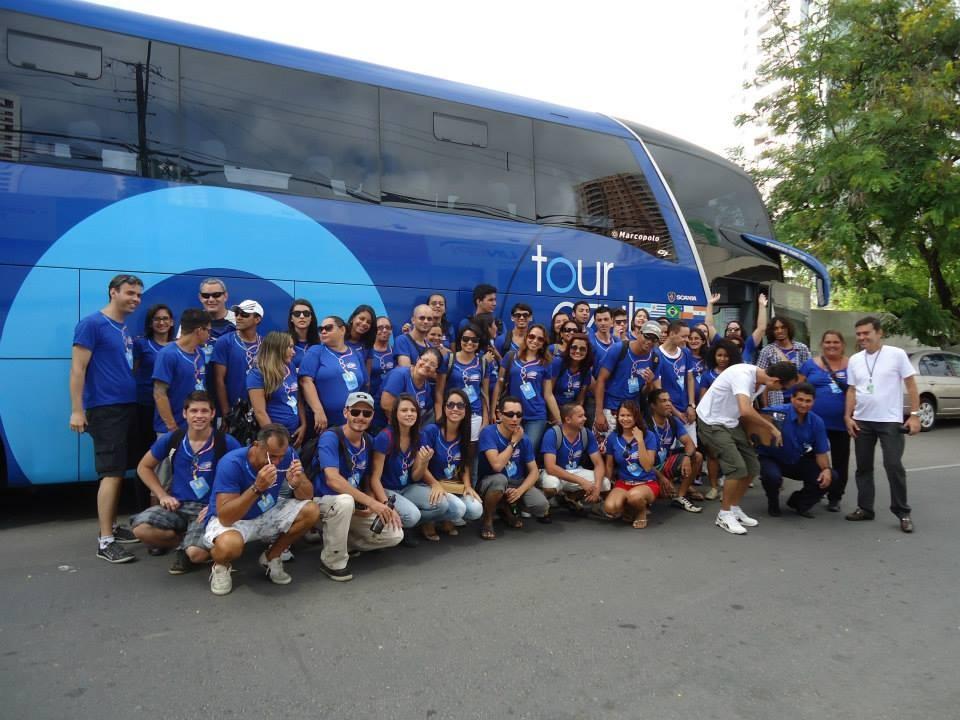 City Tour e Viagem Regional dos alunos do Curso Técnico em Guia de Turismo - Foto 25