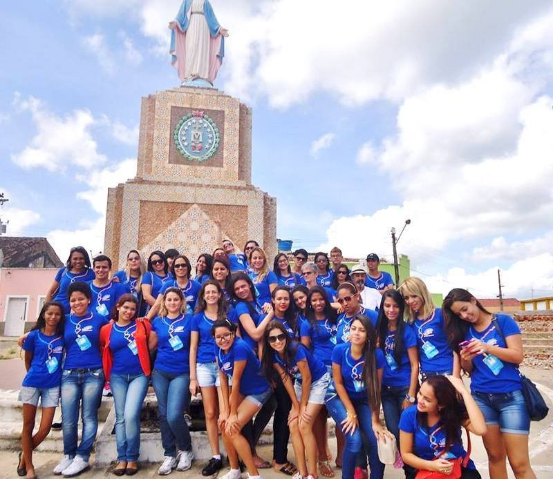 City Tour e Viagem Regional dos alunos do Curso Técnico em Guia de Turismo - Foto 20