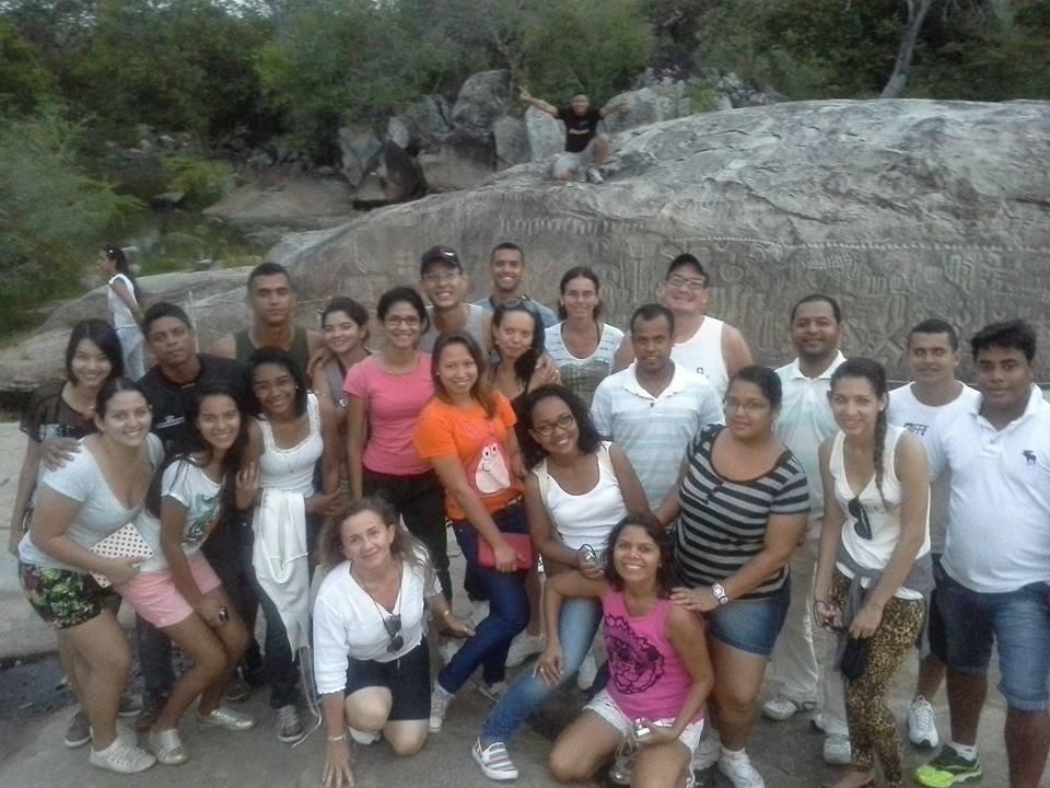 City Tour e Viagem Regional dos alunos do Curso Técnico em Guia de Turismo - Foto 16