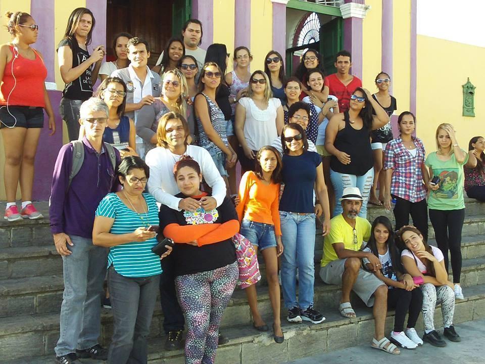 City Tour e Viagem Regional dos alunos do Curso Técnico em Guia de Turismo - Foto 10