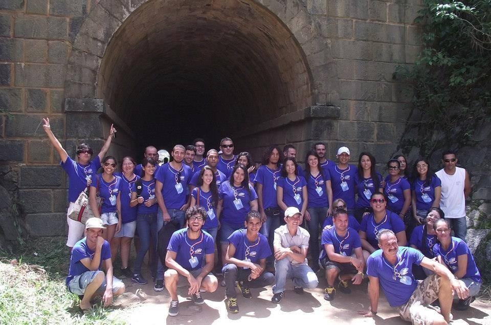 City Tour e Viagem Regional dos alunos do Curso Técnico em Guia de Turismo - Foto 8