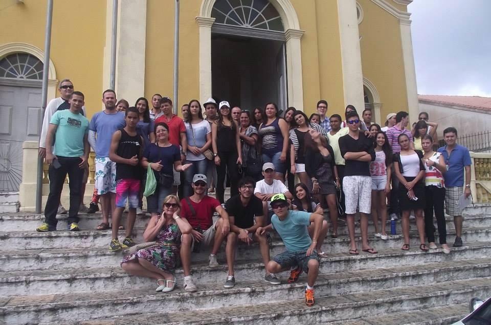 City Tour e Viagem Regional dos alunos do Curso Técnico em Guia de Turismo - Foto 7
