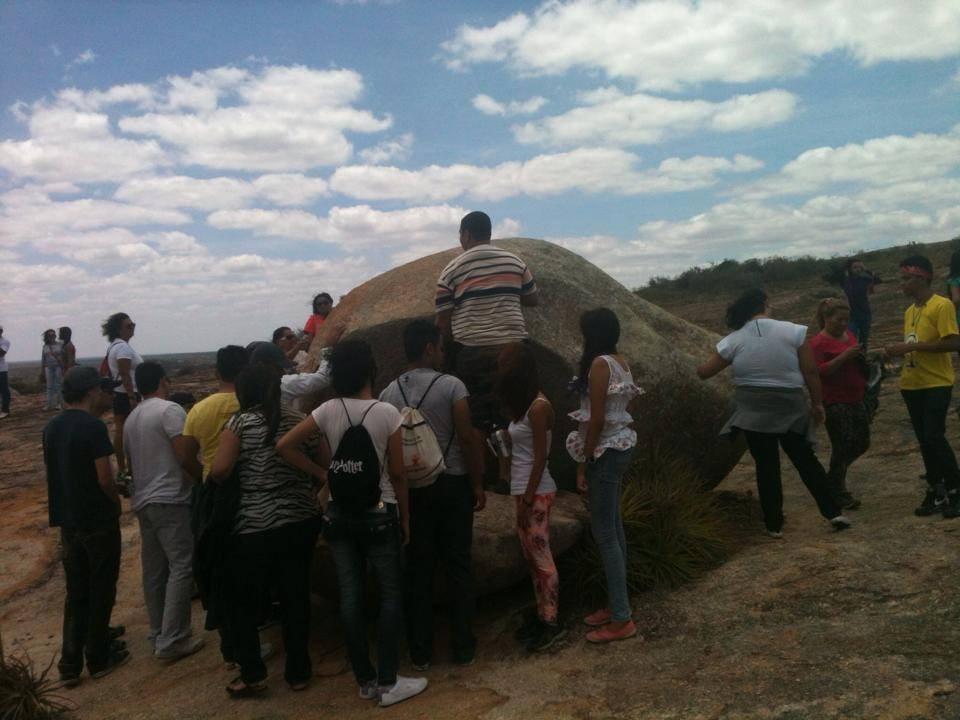 City Tour e Viagem Regional dos alunos do Curso Técnico em Guia de Turismo - Foto 3