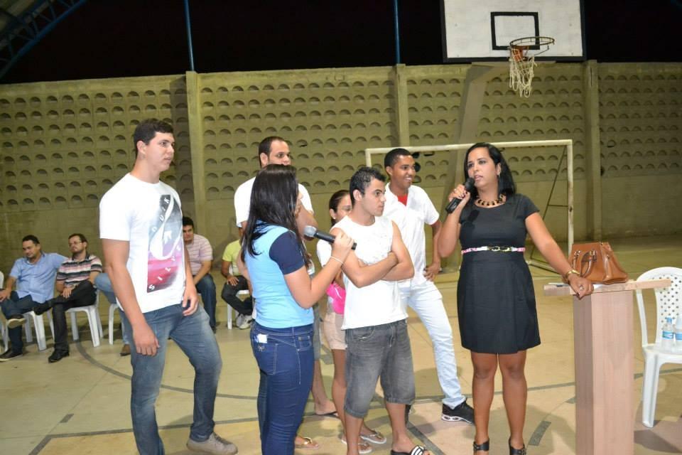 Gincana com os alunos do Curso Técnico em Segurança do Trabalho - Foto 7