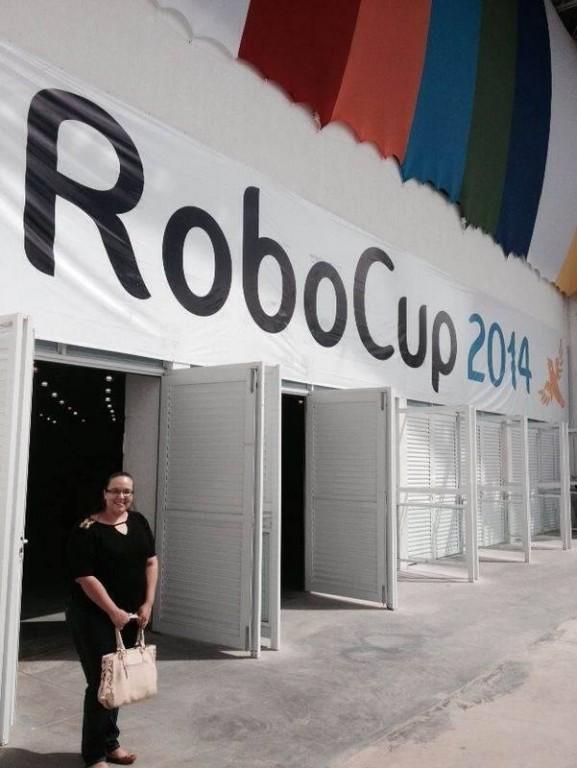 Evento Robocup 2014 - Foto 1