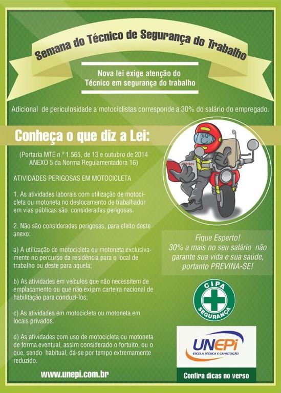 Dia do Técnico de Segurança  do Trabalho com Ação Preventiva - Foto 18