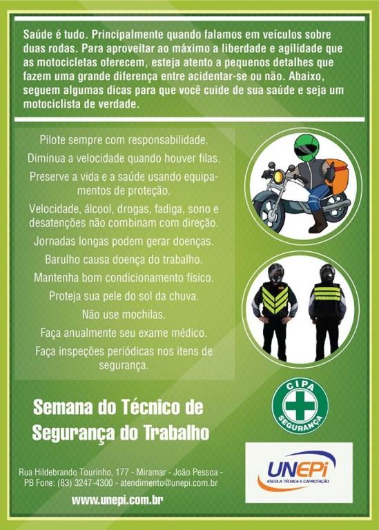 Dia do Técnico de Segurança  do Trabalho com Ação Preventiva - Foto 17